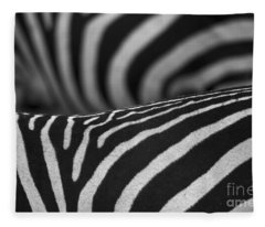 Double Vision... Fleece Blanket