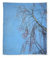 Dream Blue Fleece Blanket