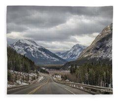 Dream Journey Fleece Blanket