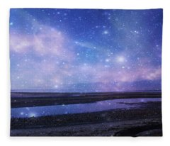 Dreamscape Fleece Blanket
