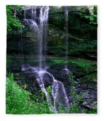 Dry Falls Fleece Blanket