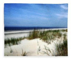 Dunes  Fleece Blanket