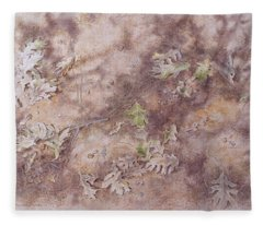 Early Fall Fleece Blanket