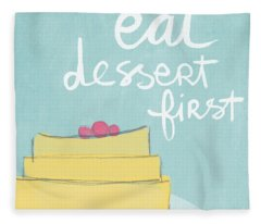 Eat Fleece Blankets