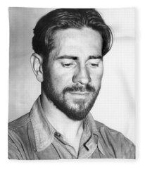 Edward Flanders Robb Ricketts       May 14 1897  May 11 1948  Fleece Blanket