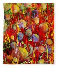 Effervesce Fleece Blanket