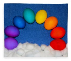 Eggbow Fleece Blanket