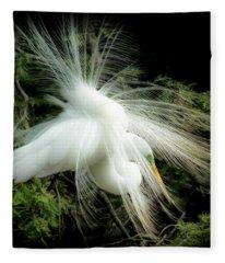 Elegance Of Creation Fleece Blanket