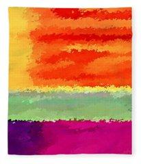 Elements Fleece Blanket