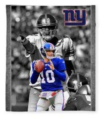 New York Giants Fleece Blankets