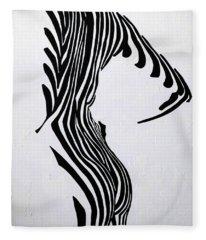 Embrace It  Fleece Blanket