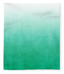 Emerald Bay Fleece Blanket
