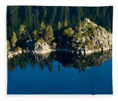 Emerald Isle Fleece Blanket