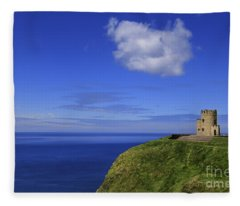 Emerging Castleland Fleece Blanket