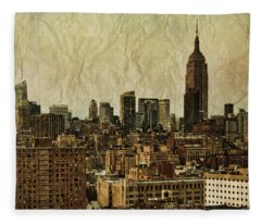 Manhattan Fleece Blankets
