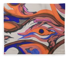 En Formation Fleece Blanket