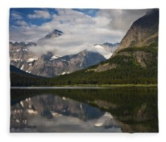 Enchanting Swiftcurrent Fleece Blanket