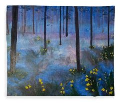 Enchantment Fleece Blanket