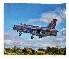 English Electric Lightning Fleece Blanket
