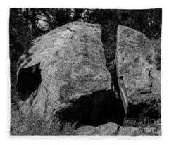 Erratic Fleece Blanket