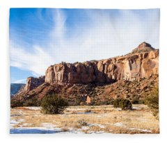 Escalante Canyon Fleece Blanket