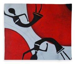Euphoria Fleece Blanket