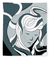 Eve Fleece Blanket