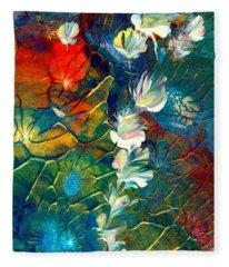 Fairy Dust Fleece Blanket