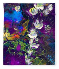 Fairy Dusting Fleece Blanket