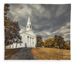 Faith Embrace Fleece Blanket