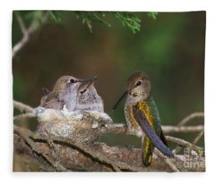 Family Love Fleece Blanket