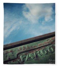 Fargo Fleece Blanket