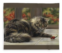 Favorite Toy Fleece Blanket