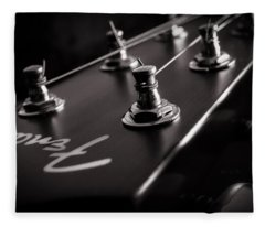 Fender Acoustic I Fleece Blanket