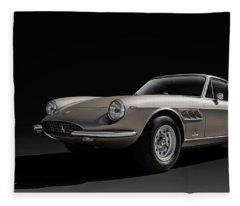 Ferrari 365 Fleece Blanket