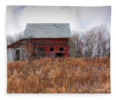 Field Of Dreams Fleece Blanket
