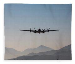 Fifi Rising Fleece Blanket