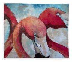 Flaming Joes Fleece Blanket