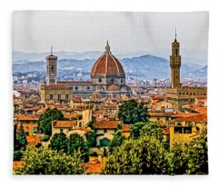 Florence Fleece Blanket