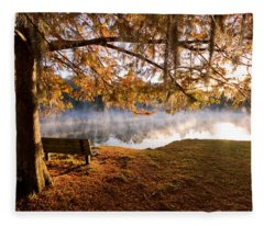 Florida Gem Fleece Blanket