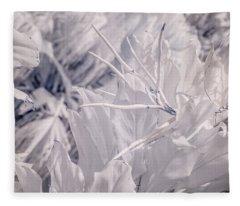 Florida Whites Fleece Blanket
