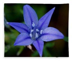 Flower From Paradise Lost Fleece Blanket