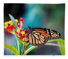 Flutter By Fleece Blanket