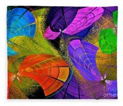 Flying Colors Fleece Blanket