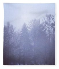 Fog Fleece Blanket