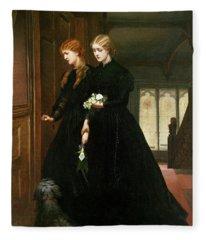 For The Last Time, 1864 Fleece Blanket