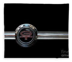 Ford Torino G.t.390 Fleece Blanket