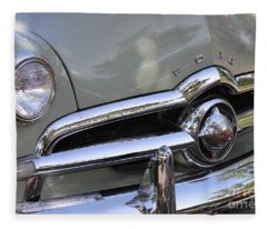 Ford Vintage Fleece Blanket
