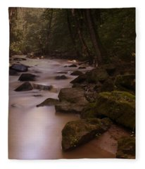 Forest Creek Fleece Blanket