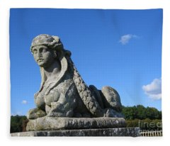 Fountainebleau Twin1 Fleece Blanket